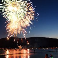 2006 07 01 canada day - sicamous fireworks