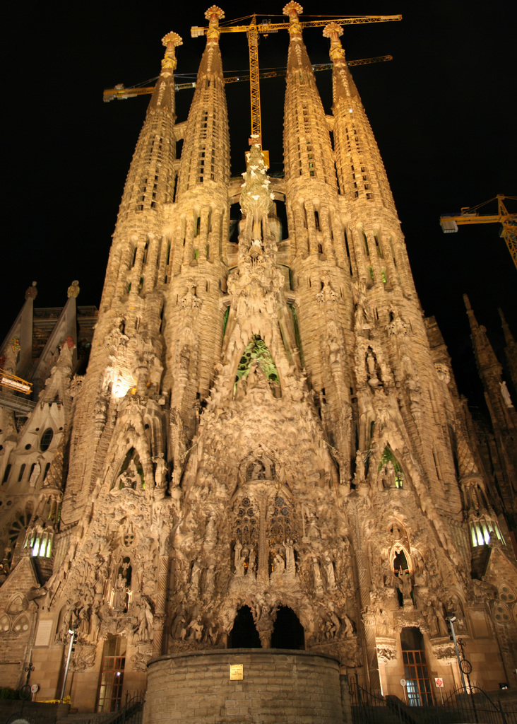 sagrada familia birth side night.jpg