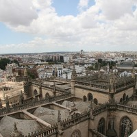 sevilla - cathedral